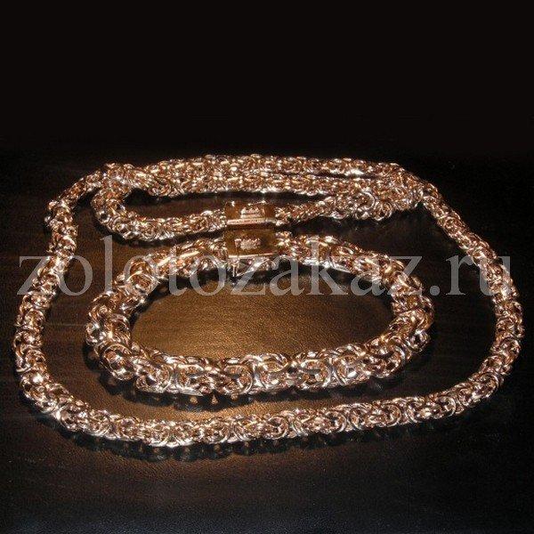 золотые цепочки женские фото